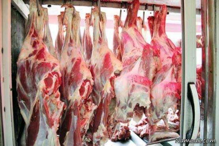 عرضه گوشت گوسفندی گرم تنظیم بازار در میادین و بازارهای میوه و تره بار