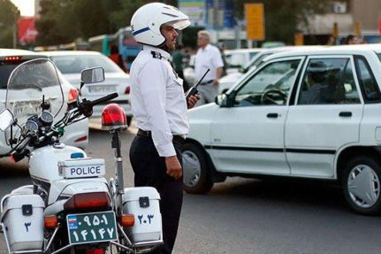 محدودیتهای ترافیکی راهپیمایی 22 بهمن از چه ساعتی در معابر تهران آغاز میشود؟