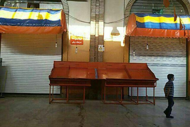 تعطیلی بازارهای میوه و تره بار تهران در بی خبری مدیران شهری/ قیمت میوه یکدفعه نجومی شد!