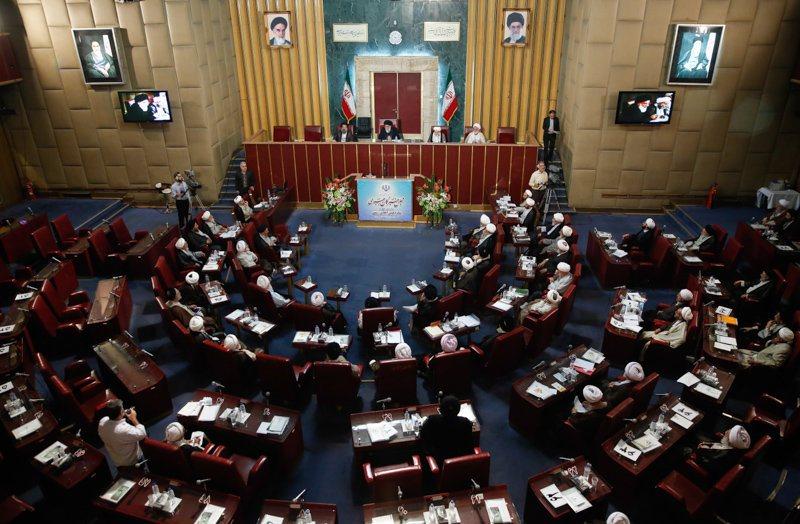 پایان دومین اجلاسیه پنجمن دوره مجلس خبرگان رهبری