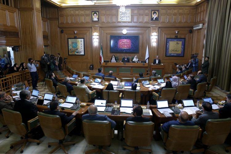 گزارش زنده پنجاه و سومین جلسه شورای پنجم شهر تهران