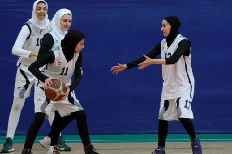 شکست دختران بسکتبال در ردهبندی آسیا