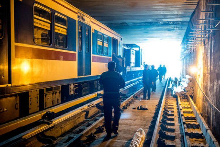 نقص فنی در خط مترو تهران – گلشهر