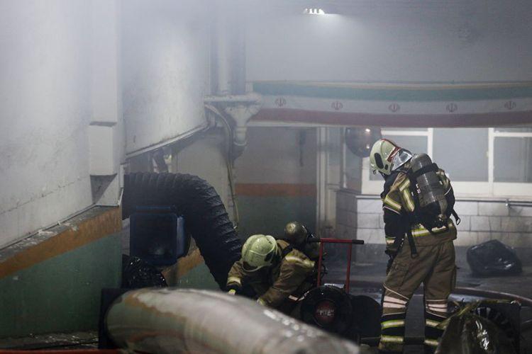 بررسی ایستایی سازه ساختمان برق حرارتی وزارت نیرو تا 24 ساعت آینده