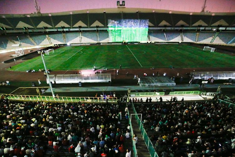 هیچ مشکلی برای تماشای مسابقه ایران و پرتغال در ورزشگاه آزادی وجود ندارد