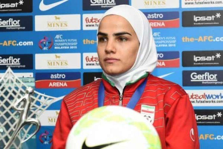 رئیس سازمان ورزش شهرداری تهران خبر داد: نامگذاری یک سالن ورزشی به نام ملیپوش فوتسال بانوان