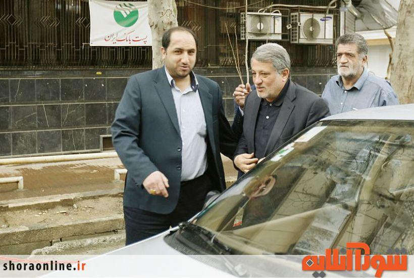 لغو الزام انتخاب شهردار خارج از اعضای شورا/ چراغی که برای محسن هاشمی سبز شد