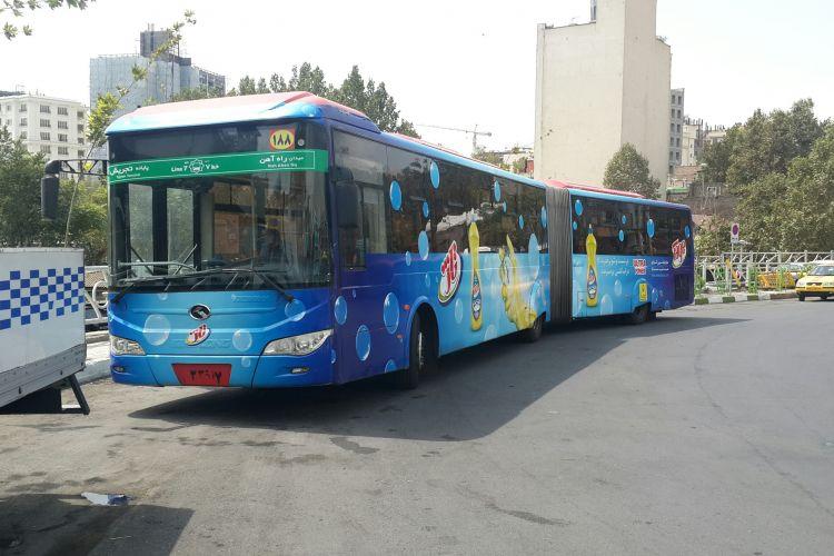 انتقاد عضو شورا از زندان های متحرک!/ ممنوعیت تبلیغات روی اتوبوس