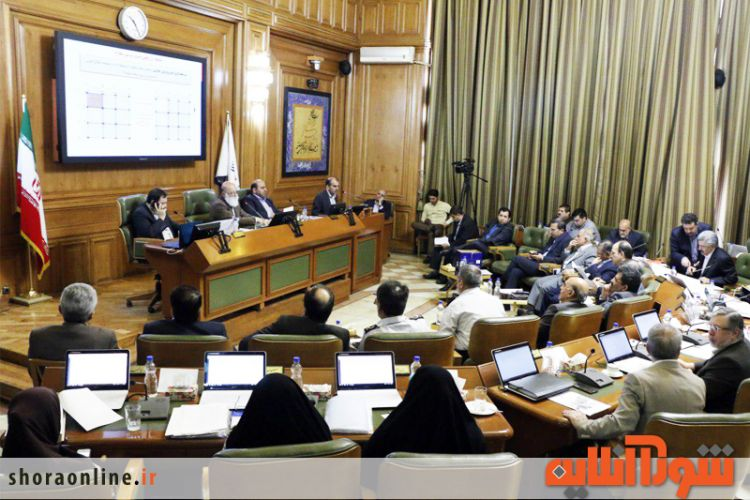 جلسه 342 شورای شهر تهران/ گزارش تصویری