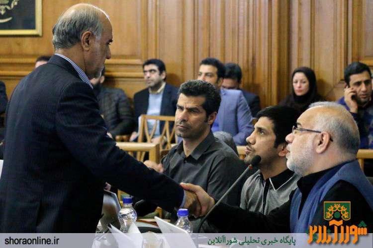 جلسه 336 شورای شهر تهران/ گزارش تصویری
