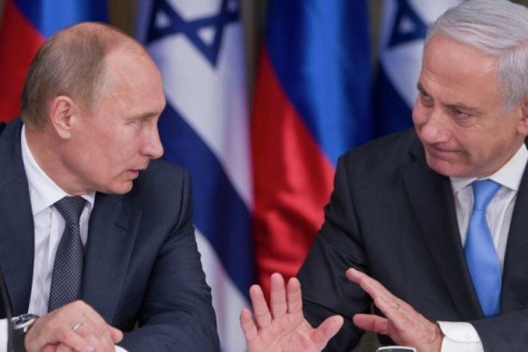 پاسخ جالب پوتین به اظهارات بی ربط نتانیاهو درباره ایران