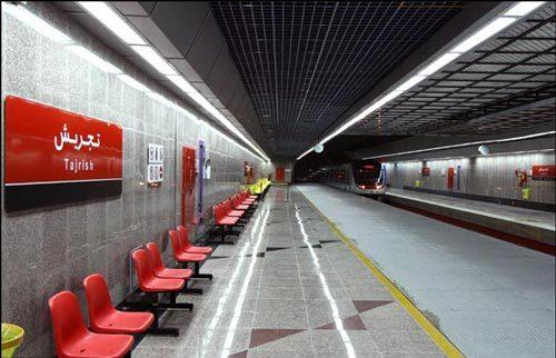 تمامی ایستگاه های مترو مجهز به آسانسور و پله برقی می شوند
