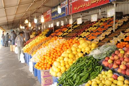 بهره برداری از ۲۵بازار میوه و تره بار درسطح تهران تا پایان امسال