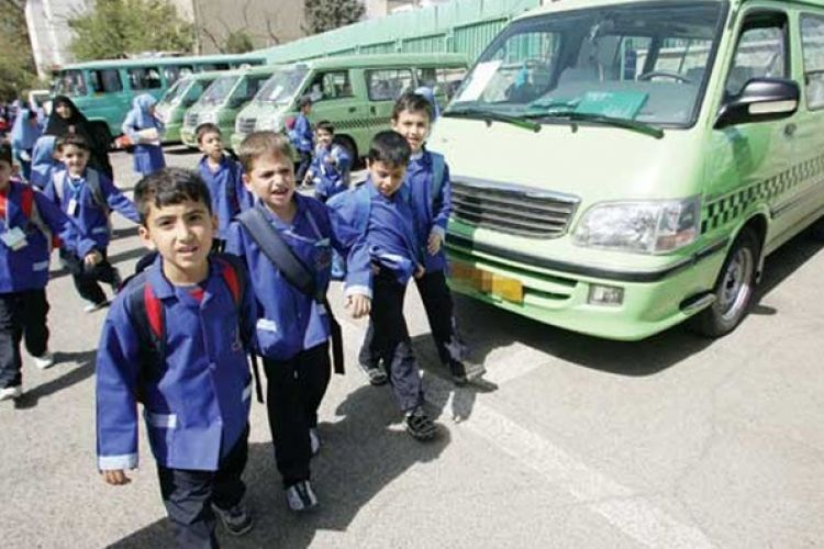 نمره منفی اعضای شورا به وضعیت سرویس مدارس پایتخت