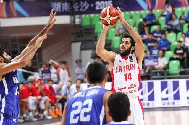 نبرد حساس بسکتبال ایران با ژاپن در توکیو