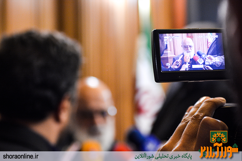 چمران: من هم خبرنگار بودم نامه املاک نجومی را منتشر می کردم!/ درآمد آگهیهای روزنامه همشهری جای دیگری می رفت