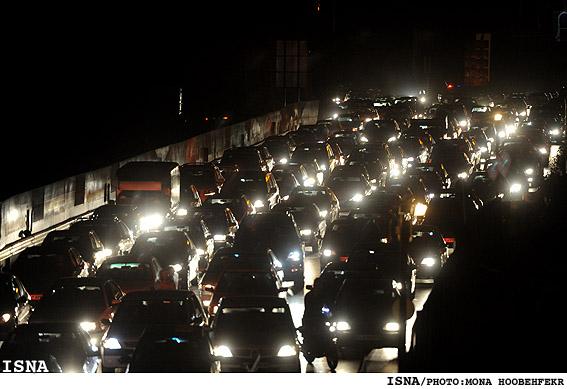رفع مشکل ترافیکی مسیرهای منتهی به حرم مطهر و بهشت زهرا