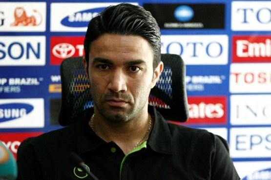 نکونام:امیدوارم یک ستاره دیگر به فوتبال ایران اضافه شود