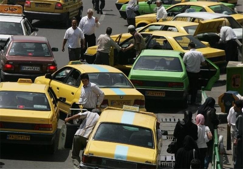 نرخ کرایه تاکسی های پایتخت فردا بررسی می شود