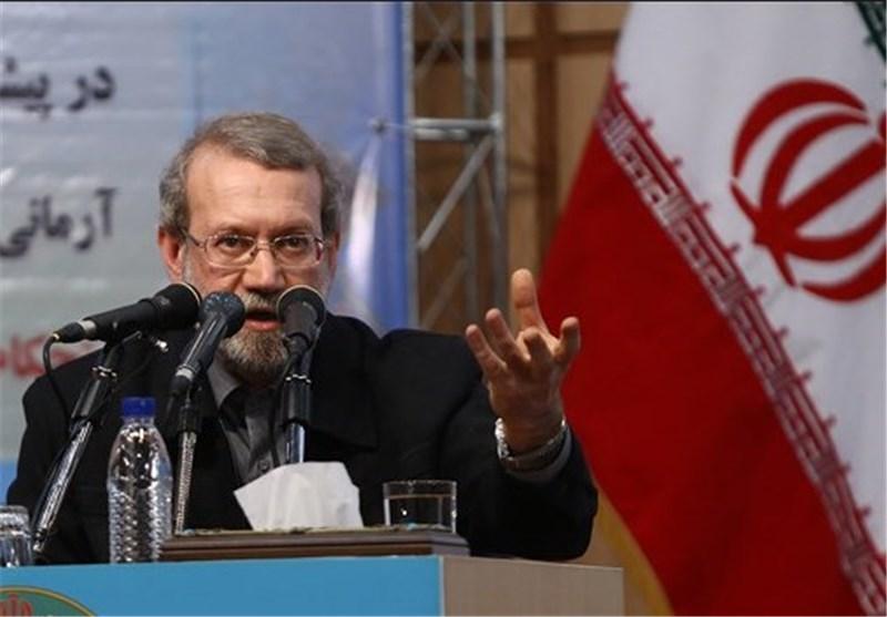 لاریجانی: امنیت در کشور دارای اهمیت و جایگاه بالایی است