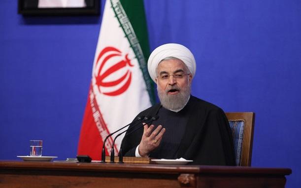 روحانی:دولت یازدهم به اندازه 10سال گذشته سلاح تولید و انبار کرده است