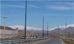 جو آرام و ترافیک روان جادهها در اولین جمعه اسفند