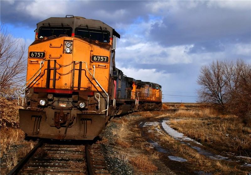 برخورد مرگبار خانم 54 ساله نیشابوری با قطار