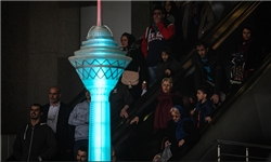 برج میلاد مقصد دهمین رالی شهروندی از طهران تا تهران شد