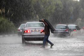 کشور از پایان هفته بارانی میشود