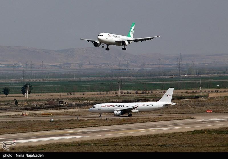 آخرین وضعیت پرواز در فرودگاههای داخلی