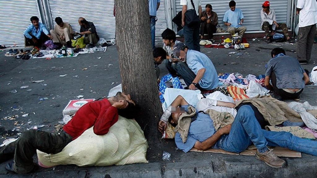 اسکان بیش از ٢هزار و صد کارتن خواب طی شب گذشته در مددسراهای پایتخت
