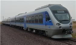 قطار مسافری نخجوان- مشهد راه اندازی شد
