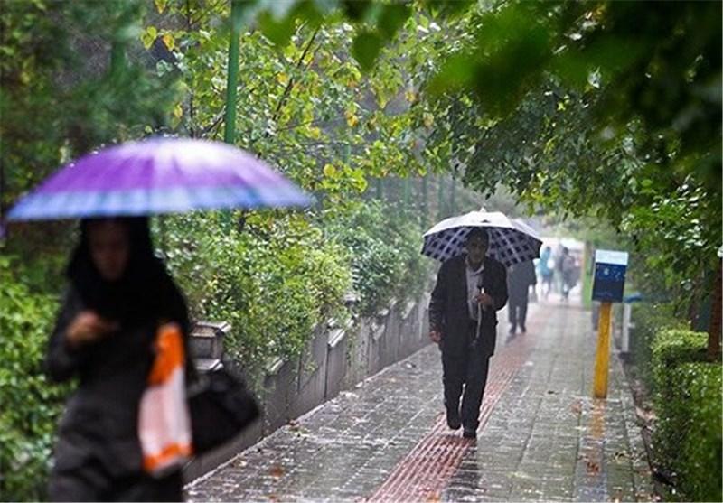 آغاز بارش های شدید در 19 استان از فردا