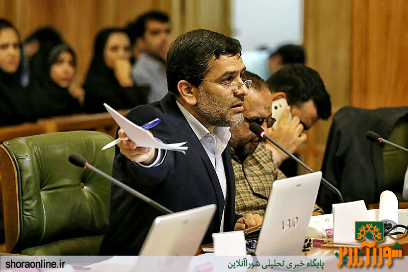 حافظی: قرار نیست شهرداری تهران خود را نخود هر آشی کند!