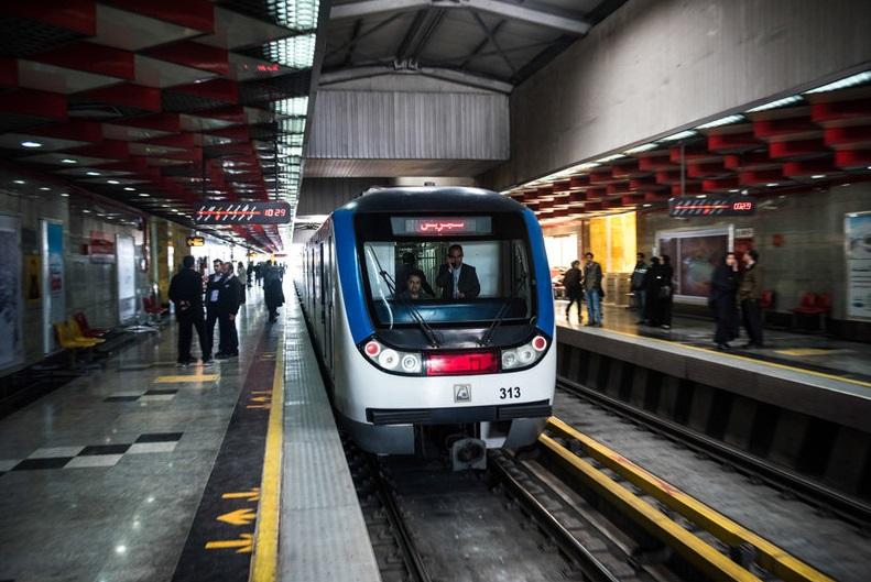 افزایش خدمات مترو درپایان سال