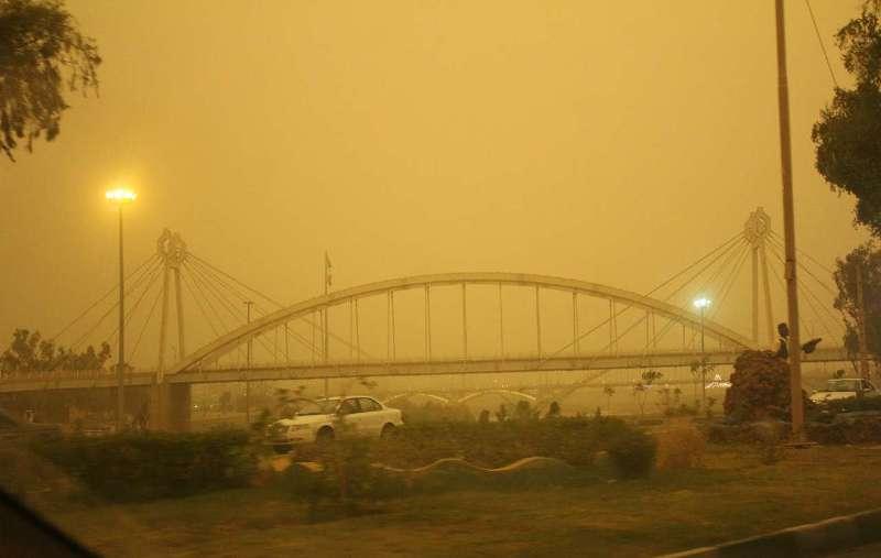 کسی فریادرس مردم خوزستان نیست