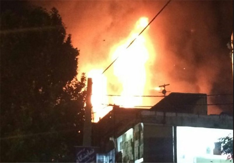 انفجار کارگاه تریکوبافی، نخستین زنگ خطر حوادث چهارشنبه آخر