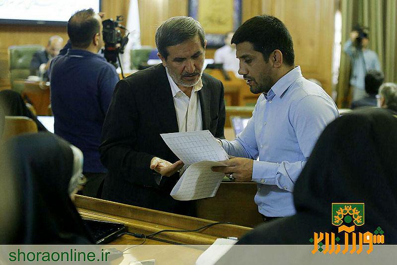 یک فوریت اصلاح تبصره های بودجه سال 95 شهرداری تهران