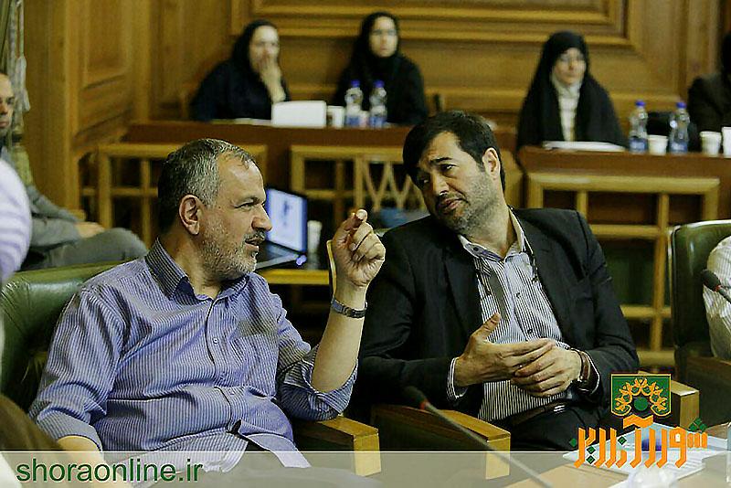 استعفای مسجدجامعی از شورای شهر به آینده موکول شد