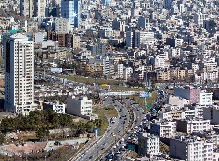 مناطق پر خطر شهر تهران چه مناطقی هستند؟