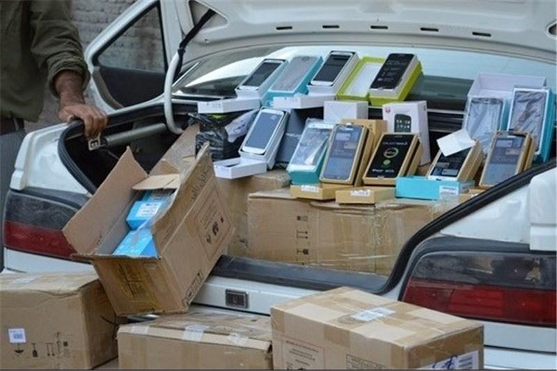 کشف و ضبط بیش از 7 هزار گوشی تلفن همراه توسط وزارت اطلاعات