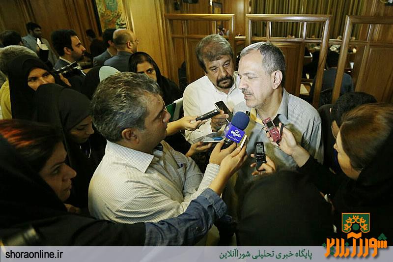 مسجدجامعی: نجفی بگوید چه شهری تحویل گرفته است