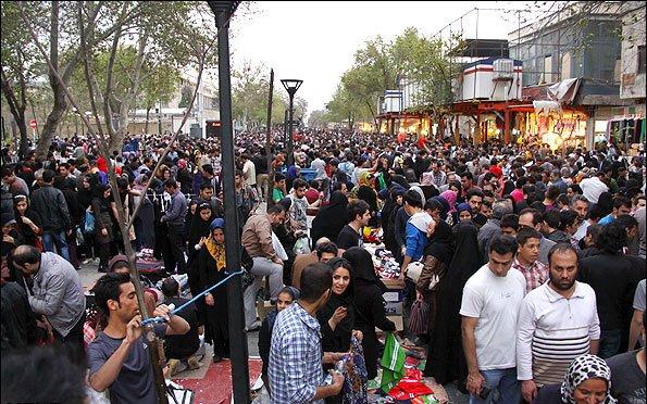 تهران شبها 8 میلیون و روزها 11 میلیون جمعیت دارد