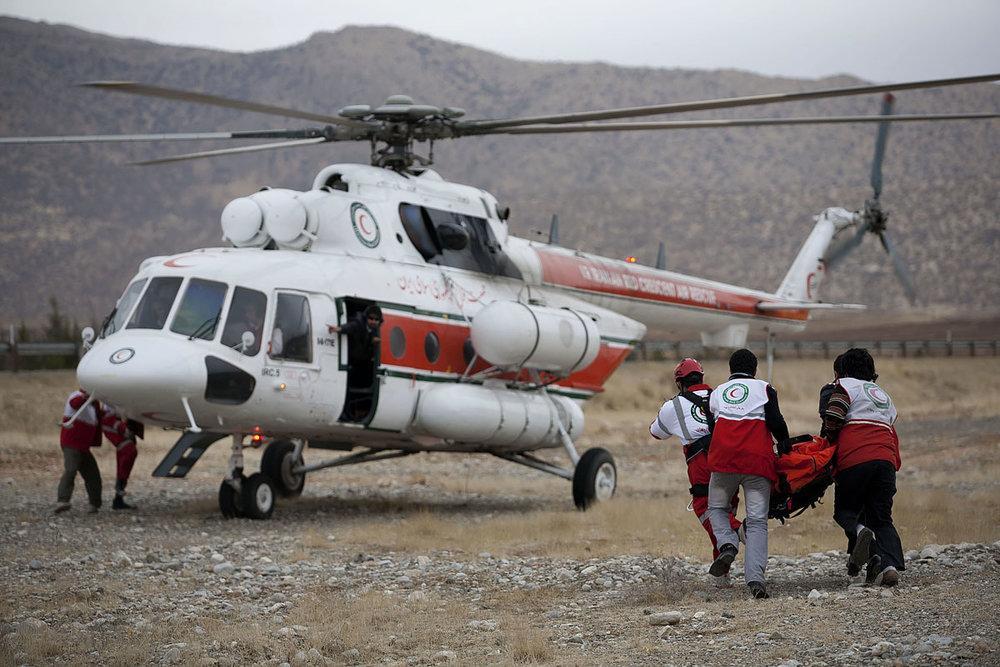 افتتاح مجهزترین پایگاه اورژانس هوایی کشور در قم