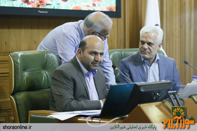 نامه ای از مسجد جامعی و یا دولت به دست ما نرسیده است/بحث استعفا در دستور جلسه فردا نیست