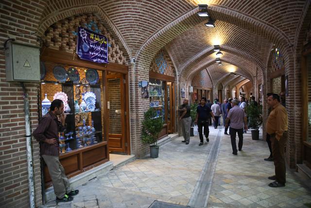 بررسی ایمنی بازار تهران روی میز شورای شهر