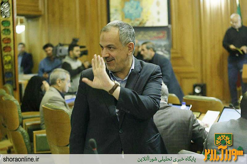 آخرین وضعیت استعفای مسجدجامعی از شورای شهر تهران
