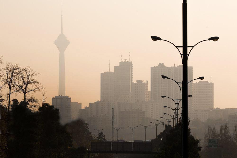 تداوم هوای «ناسالم» در تهران
