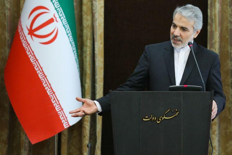 واکنش سخنگوی دولت به اظهارات وزیر امور خارجه آمریکا