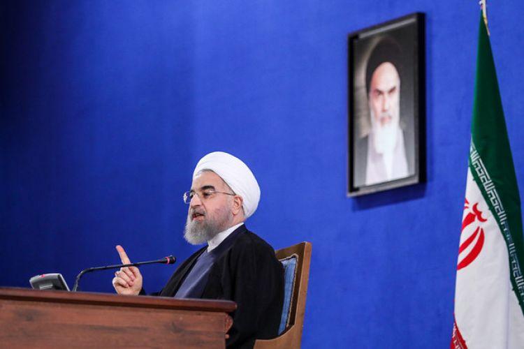 روحانی:انجام هر کاری به اهل آن واگذار شود